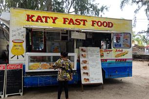 Mauritius Reisetipps Foodtruck