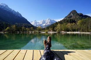 Kranjska Gora Jasna See Hiking Boots
