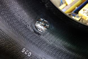 Jordanien Rundreise Reifen geflickt