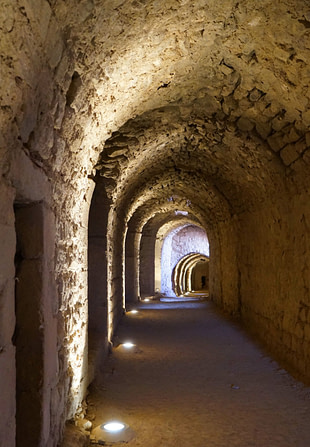 Karak Castle Tunnel