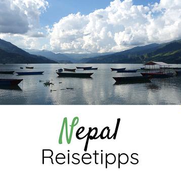 Nepal Reisetipps Box