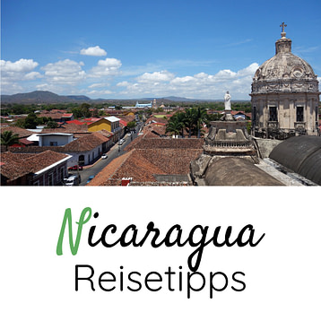 Nicaragua Reisetipps Box