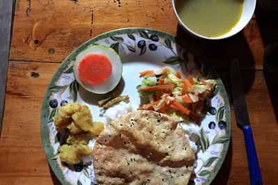 Nepal Essen Dal Bhat I