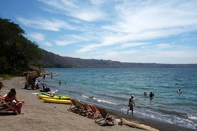 Granada Laguna Apoyo