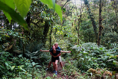 Selva Negra Paar
