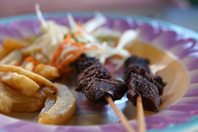 Streetfood Beef Sticks