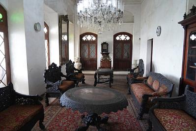 Sultanspalast Emfpangszimmer