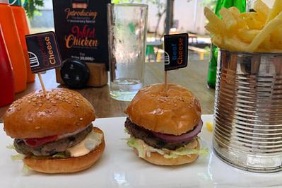 The Backyard Burger