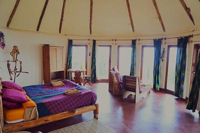 Mambo Cottage Inneres