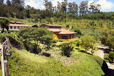 Usambara Mountains Rangwi Convent