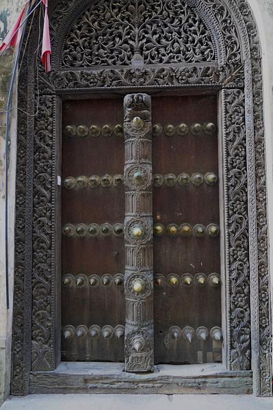 Sansibar Tür II