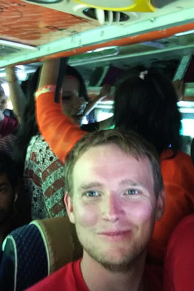 Nepal Transport Local Bus Matthias