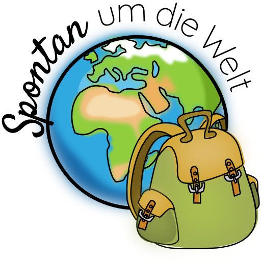 Logo Spontan um die Welt