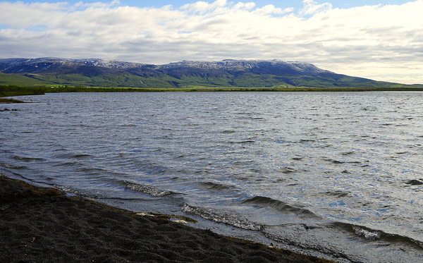Laugarvatn See
