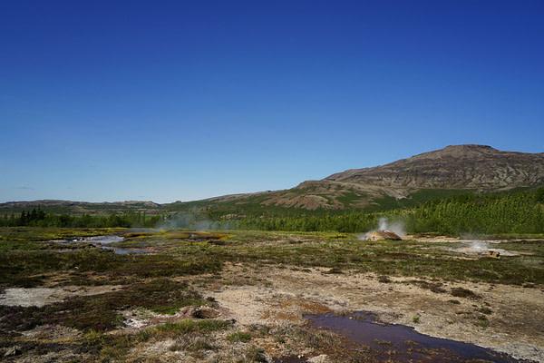 Island Golden Circle Landschaft