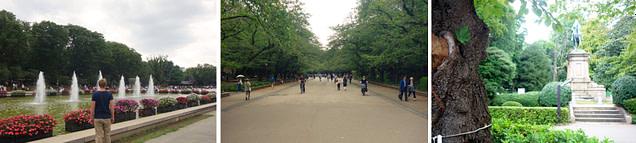 Tokio Ueno Park