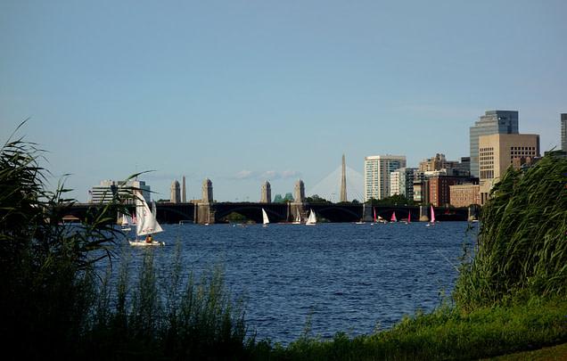 Boston Esplanade