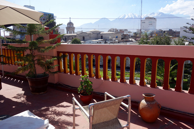 Arequipa Hostel