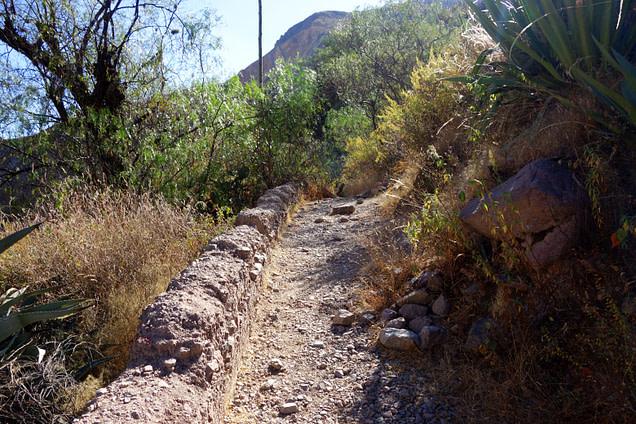 Colca Canyon Wanderweg