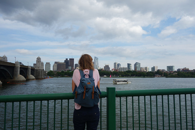 Boston Cambridge Blick