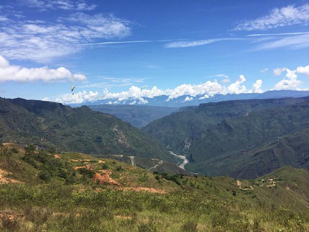 Kolumbien Reisetipps Natur