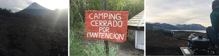 Petrohue Camping