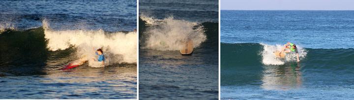 Puerto Escondido Surf Fails