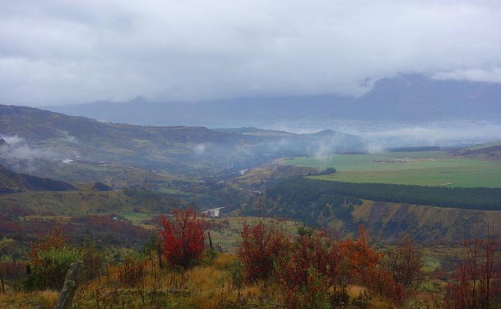 Carretera Austral Blick Coyhaique