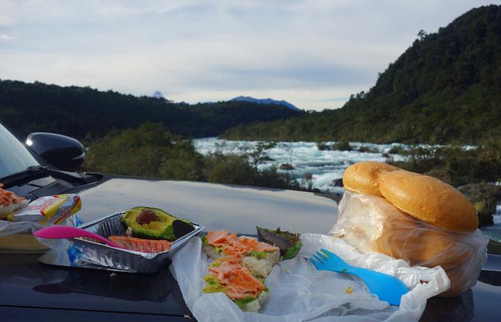 Roadtrip Essen mit Ausblick