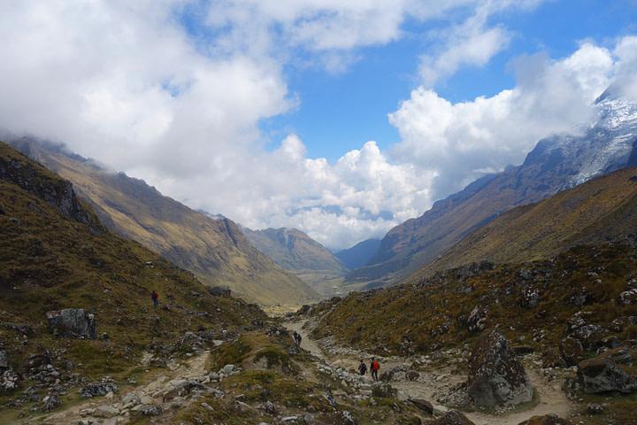 Peru Salkantay Trek
