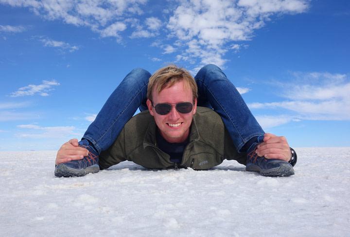 Salar de Uyuni Fotoeffekt Matthias