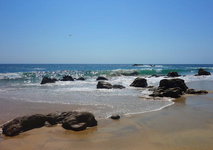 Puerto Escondido Playa Bacocho