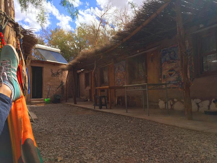 Atacamawüste Hostel San Pedro