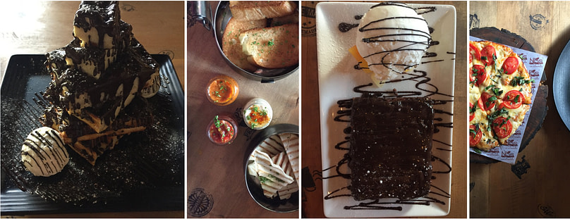 Jaipur Nibs Cafe Collage