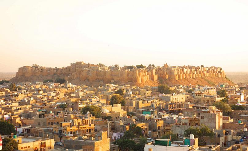 Jaisalmer Festung und Stadt