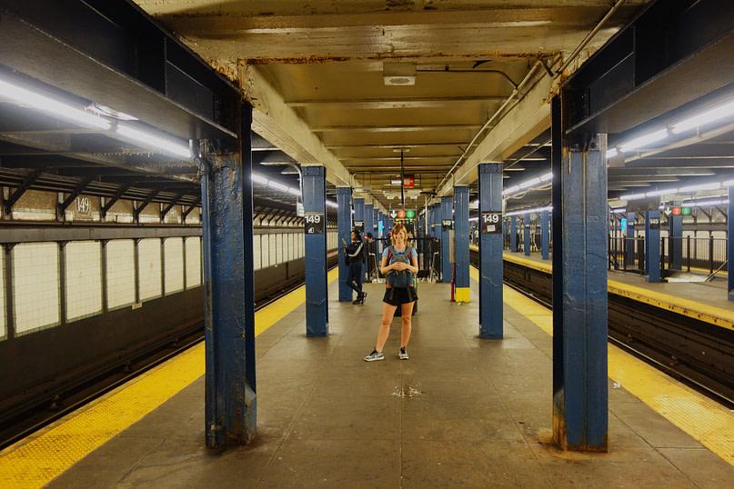 New York Metro Franzi