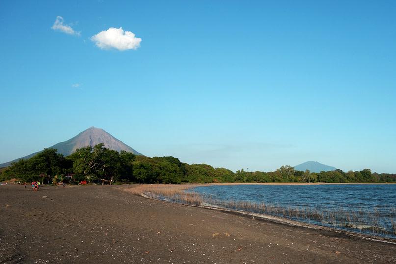 Ometepe beide Vulkane