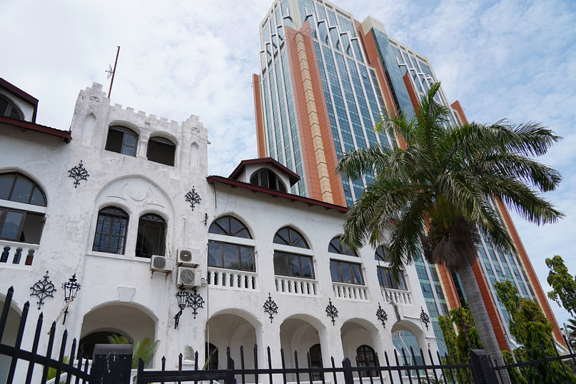 Daressalam City Hall