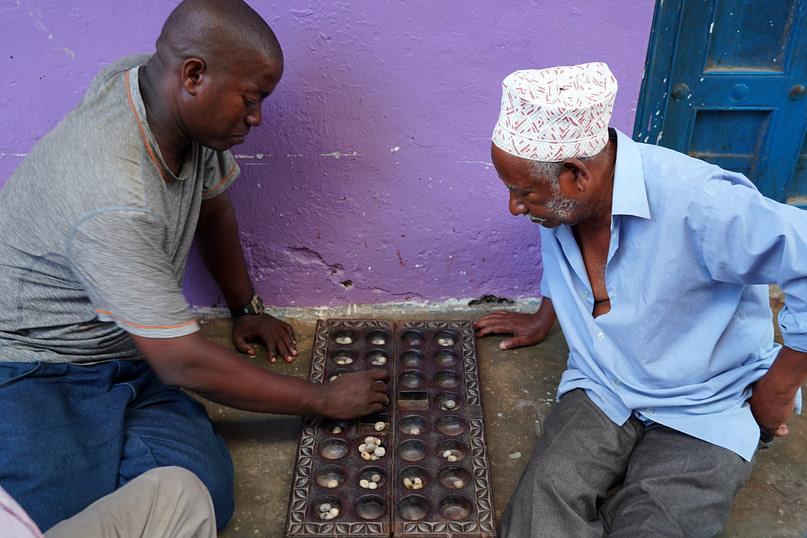 Stone Town Bao Boardgame