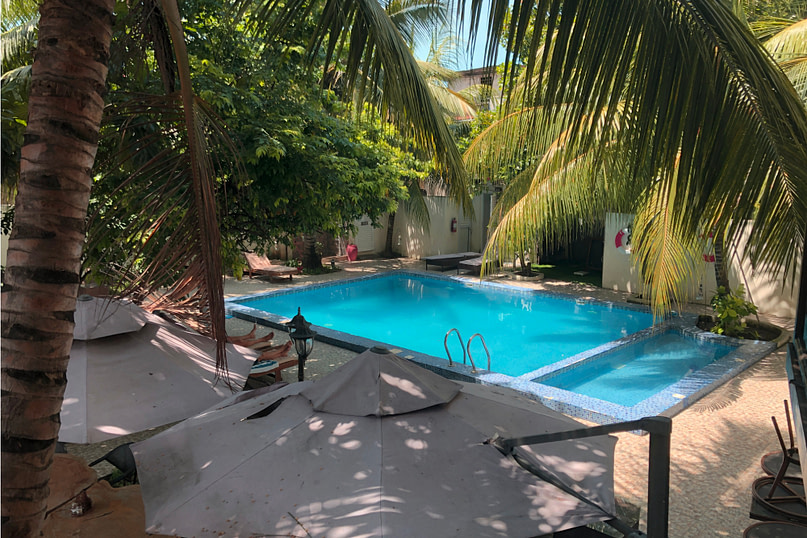 Stone Town Hotel Pool