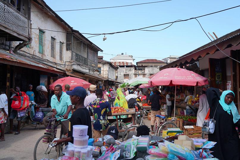 Stone Town Markt