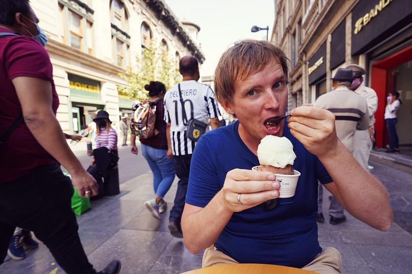Mexico City Matthias Eis