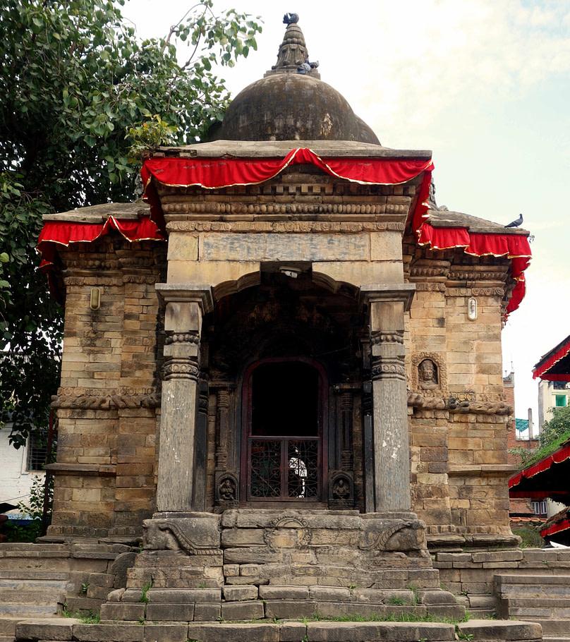 Kathmandu Durbar Square Tempel